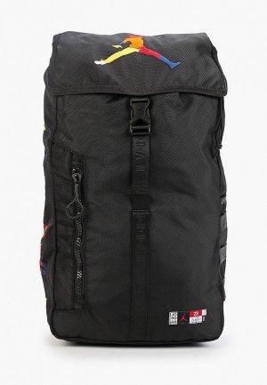 Рюкзак Jordan. Цвет: черный