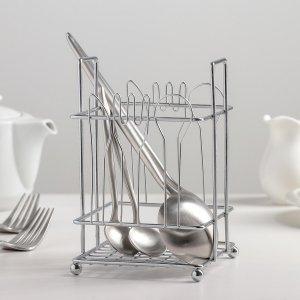 Подставка для столовых приборов доляна