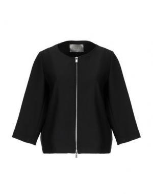 Пиджак MANUELA CONTI. Цвет: черный