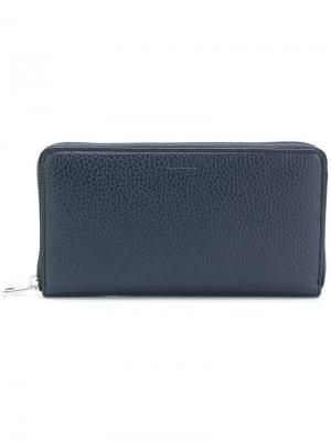 Бумажник Balen Bally. Цвет: синий
