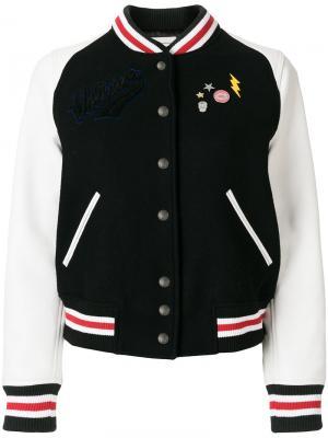 Куртка Birdie Zadig & Voltaire. Цвет: чёрный