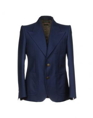 Пиджак MARC JACOBS. Цвет: синий