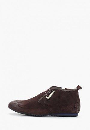 Ботинки Franco Bellucci. Цвет: коричневый