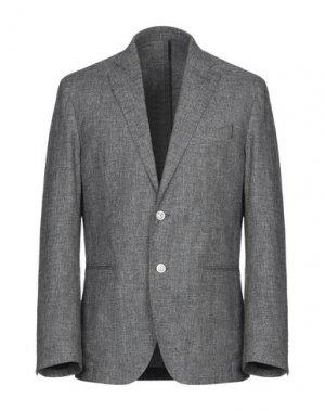 Пиджак SIVIGLIA. Цвет: черный