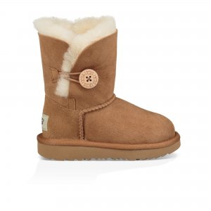 Bailey Button Ii Toddler UGG. Цвет: бежевый
