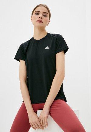 Футболка спортивная adidas W 3S T. Цвет: черный