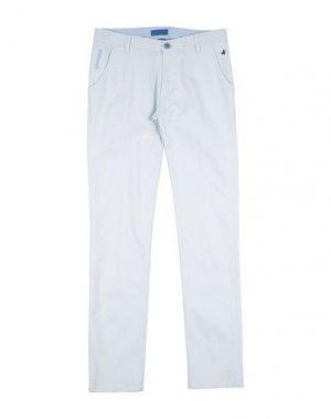 Повседневные брюки BROOKSFIELD. Цвет: небесно-голубой