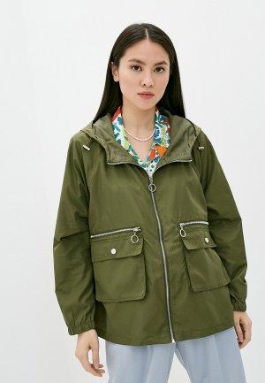 Куртка Concept Club. Цвет: хаки