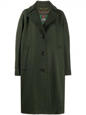Пальто Loden Marc Jacobs. Цвет: зеленый
