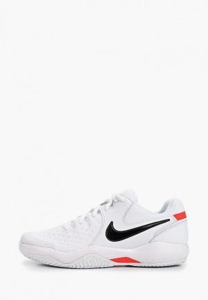 Кроссовки Nike MENS AIR ZOOM RESISTANCE TENNIS SHOE. Цвет: белый