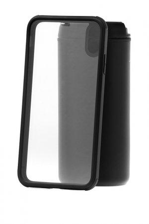 Чехол-накладка iP XS Kruche. Цвет: black