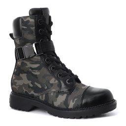 Ботинки FL7TARFAP10 зелено-коричневый GUESS