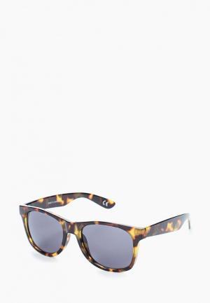 Очки солнцезащитные Vans MN SPICOLI 4 SHADES CHEETAH TORT. Цвет: коричневый