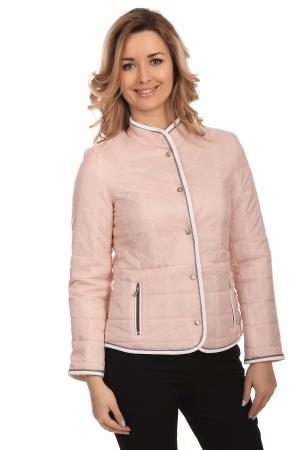 Куртка Just Valeri. Цвет: розовый