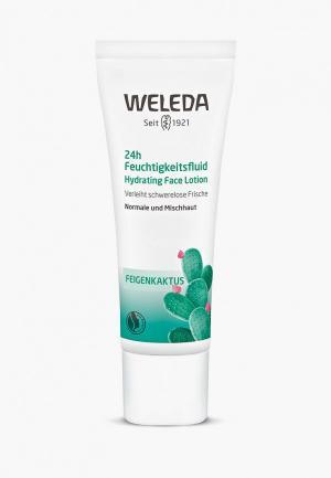Флюид для лица Weleda 24 часа, 30 мл. Цвет: белый