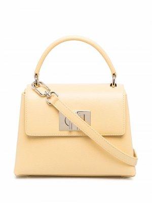 Мини-сумка 1927 Furla. Цвет: нейтральные цвета