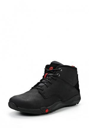 Ботинки Merrell HELIXER MORPH FROST. Цвет: черный