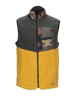 Куртка HERSCHEL SUPPLY CO.. Цвет: зеленый-милитари