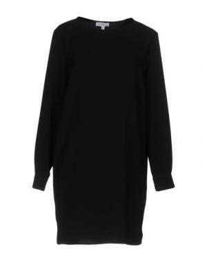 Короткое платье BRIO. Цвет: черный