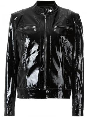 Patent leather jacket Olympiah. Цвет: none