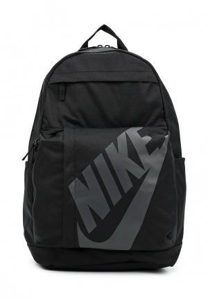 Рюкзак Nike Unisex Sportswear Elemental Backpack. Цвет: черный