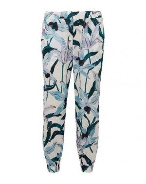 Пляжные брюки и шорты TORY BURCH. Цвет: белый