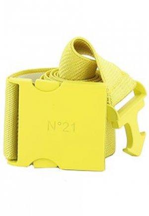 Пояс No21. Цвет: желтый