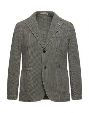 Пиджак MASSIMO ALBA. Цвет: черный
