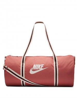 Розовая спортивная сумка -Розовый Nike