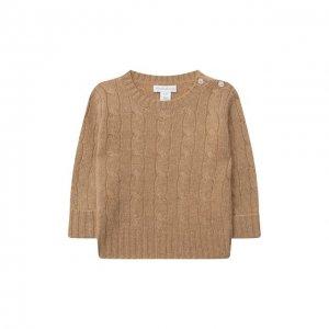 Кашемировый пуловер Ralph Lauren. Цвет: бежевый