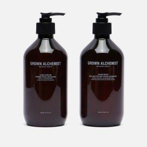 Набор средств для рук Handwash & Handcream Large Grown Alchemist. Цвет: разноцветный