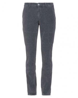 Повседневные брюки HAVANA & CO.. Цвет: свинцово-серый
