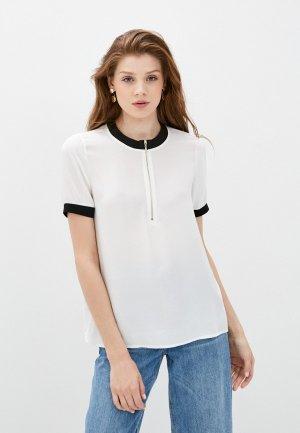 Блуза Perspective. Цвет: белый