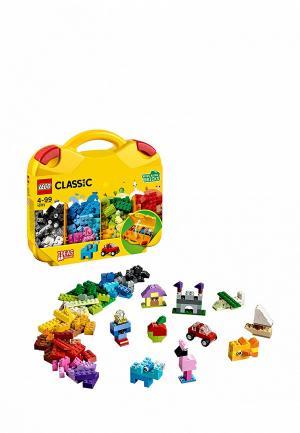 Конструктор Classic LEGO Чемоданчик для творчества и конструирования 10713. Цвет: разноцветный