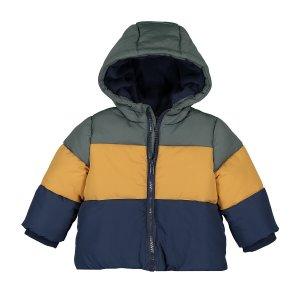 Куртка LaRedoute. Цвет: разноцветный