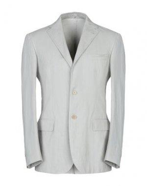 Пиджак CRUCIANI. Цвет: светло-серый