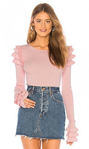Пуловер moet Tularosa. Цвет: розовый