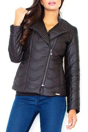 Куртка Figl. Цвет: черный