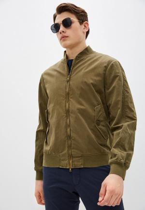 Куртка CC Collection Corneliani. Цвет: хаки