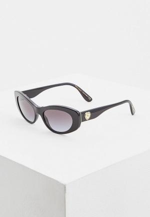Очки солнцезащитные Dolce&Gabbana DG4360 501/8G. Цвет: черный