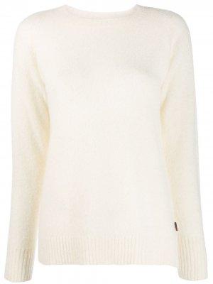 Джемпер с длинными рукавами Woolrich. Цвет: белый