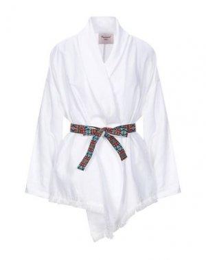 Пиджак MARIUCCIA. Цвет: белый