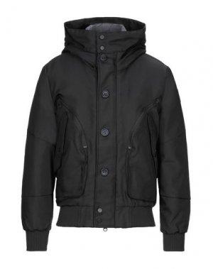 Куртка BOMBOOGIE. Цвет: черный