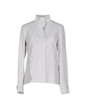 Куртка PIRELLI PZERO. Цвет: светло-серый