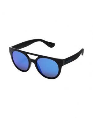 Солнечные очки HAVAIANAS. Цвет: черный