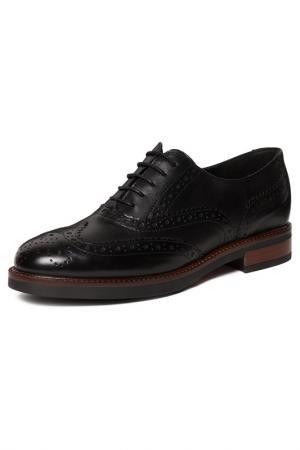 Low shoes BAGATT. Цвет: black