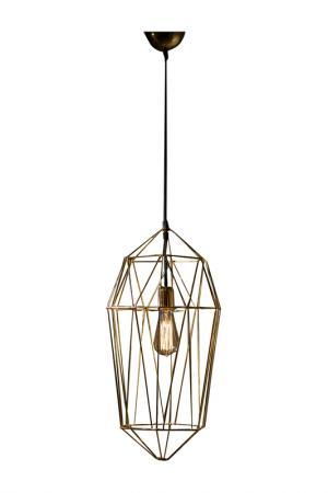 Подвесной светильник Bakir Istanbul. Цвет: бронзовый