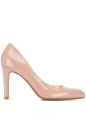 Туфли на высоком каблуке Antonio Barbato. Цвет: розовый