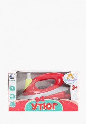 Игрушка интерактивная Рыжий Кот Утюг. Цвет: красный