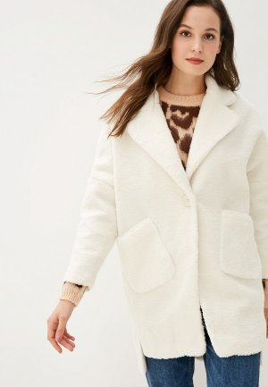 Шуба Grand Style. Цвет: белый